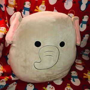 Squishmallow MILA ELEPHANT 16 INCH PLUSH Pillow